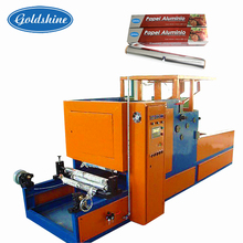 Goldshine Automatic grade and new condition rewinding slitting machine