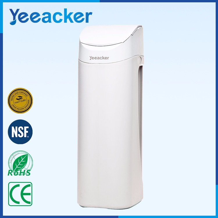 home water softener for bathroom and kitchen small and middle-size family model