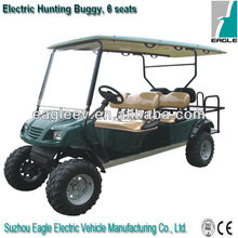 Off road 6 seater sport utility vehicle