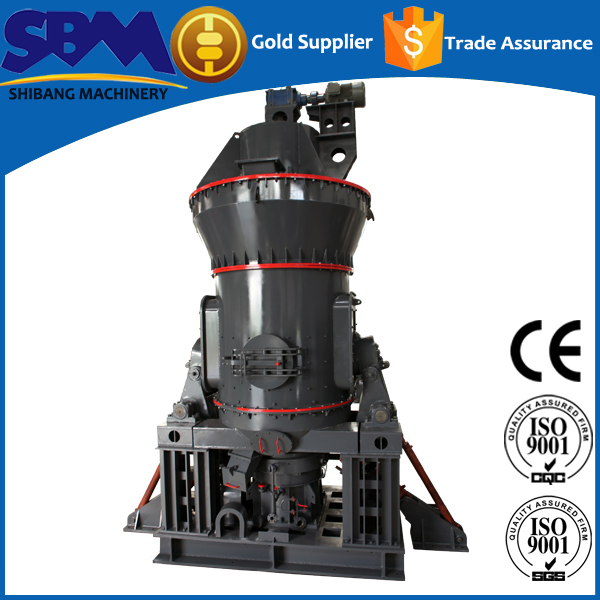 Most advanced gypsum plaster grinding mill