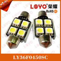Funny car accessories LED lighting 5050 Chip SMD led lights bulbs