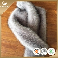 Factory supplies imitation raccoon dog fur for hood