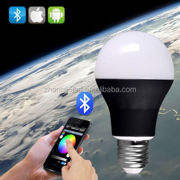 new products to distribute Bluetooth modern vertical downward cuboid led light,Free APP