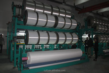 Raschel warp knitting machine for raschel blanket