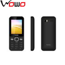 wholesales 2.4 inch mobile phones GSM900/DCS1800 big battery 26A 2400mAh mobile phone K2