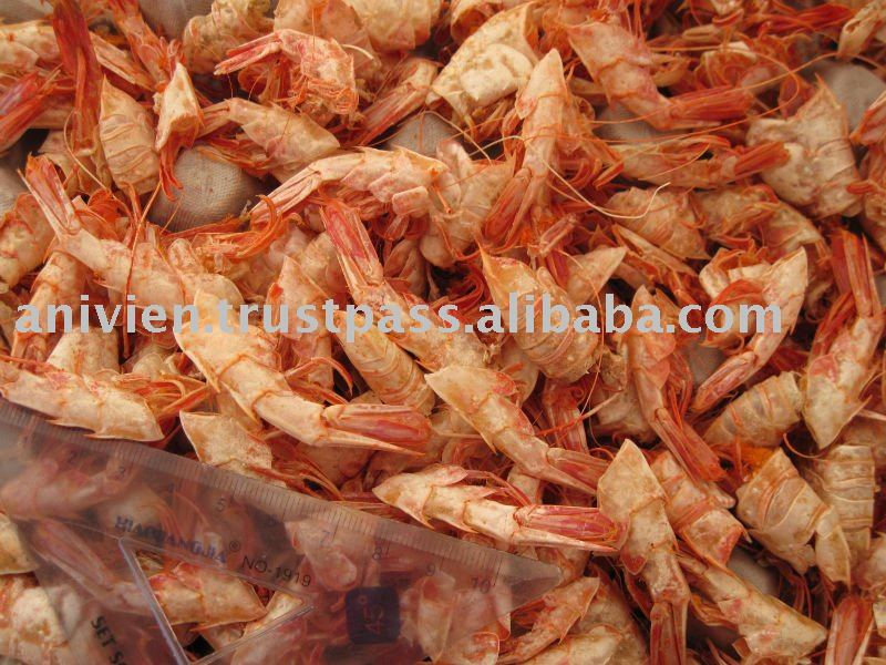 Dried Shrimp Shell Whole