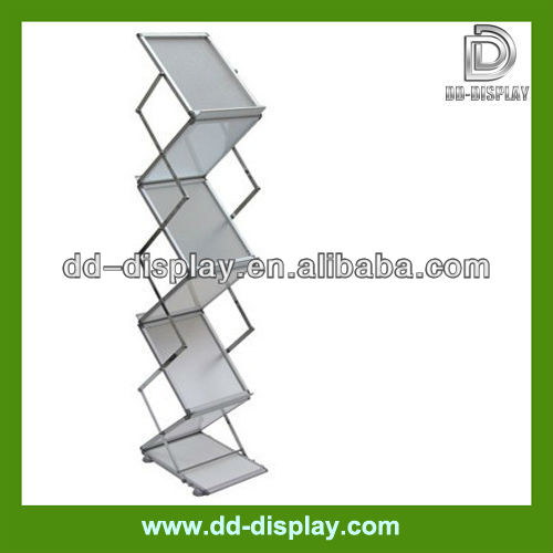 Popular excellent aluminum shelf