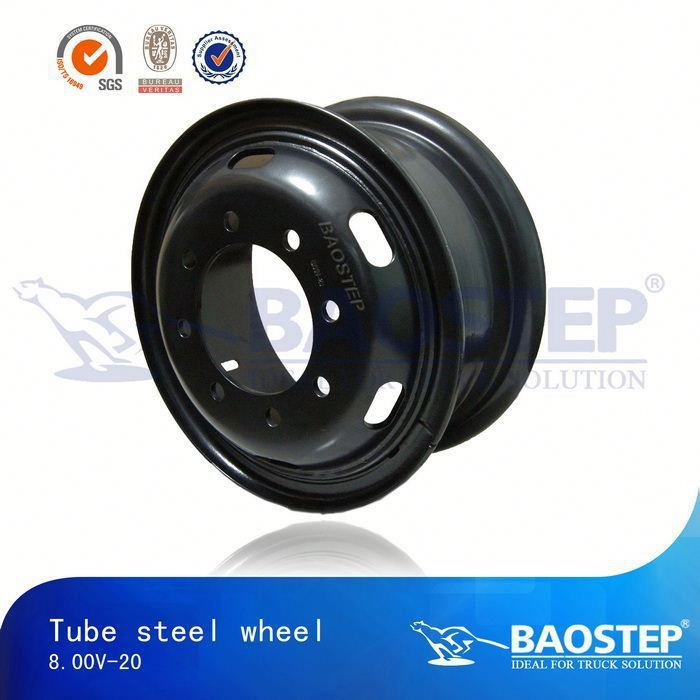 BAOSTEP Exceptional Quality Factory Price Ts16949 Certified Wholesale Used Wheel Rims