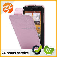 Colorful cover case for htc one sc,waterproof case for htc one sc case leather