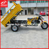 150cc 200cc China Manufacturer Cargo Pick Up Tricycle Sales In Middle East