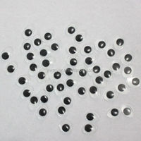 12X16mm Toy accessories oval moving eyes