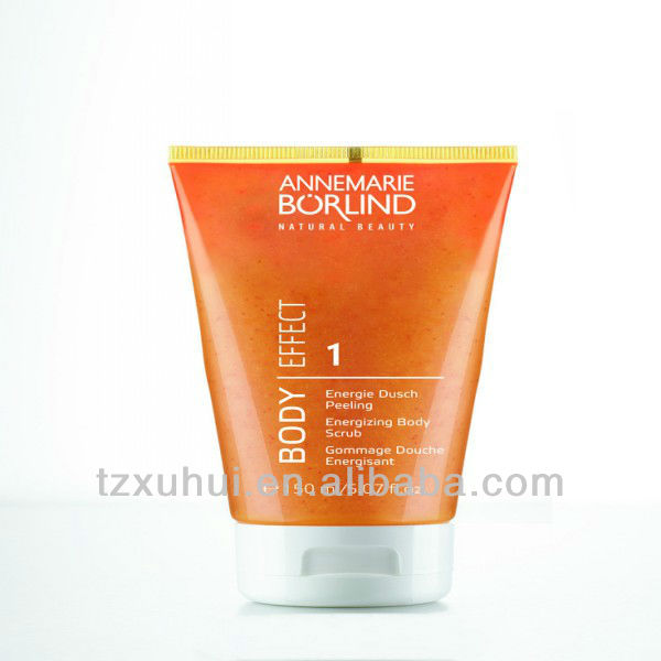Hand Cream Tubes Laminated Cosmetic Tubes Plastic Packaging Tubes By Printing With Cap containers cosmetic