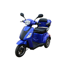 EEC approved 24V 500W 3 wheel electric tricycle scooter for adult