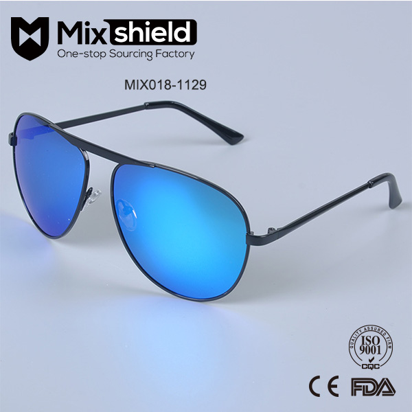 UV400 TAC Mens Polarized Aviator Sunglasses