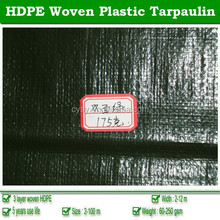 High quality green military tarp, woven fabric PE military tarpaulin for sale