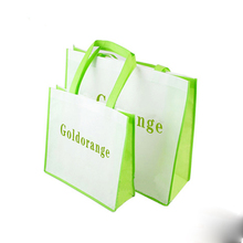 Cheap price pp shopping non woven tote bag with printed logo