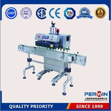 table type continuous induction sealing machine for aluminum foil sealer