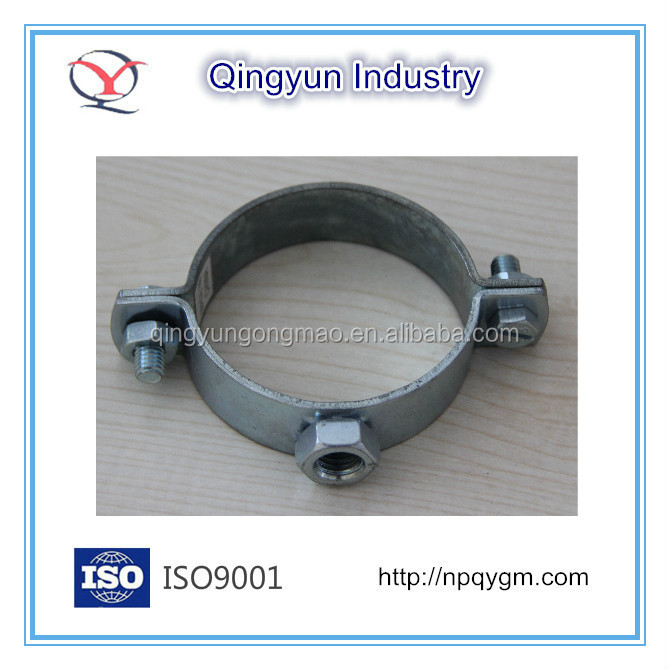 2014 product wall mount pipe clamp
