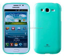 soft silicon case for samsung galaxy ace 2 i8160,mercury goospery jelly tpu gel cover