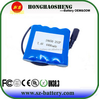 Custom power tools battery 18v li-ion rechargeable battery pack 3Ah