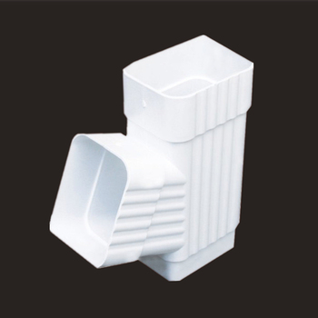 Hot Sale PVC Gutter And Fittings Tee
