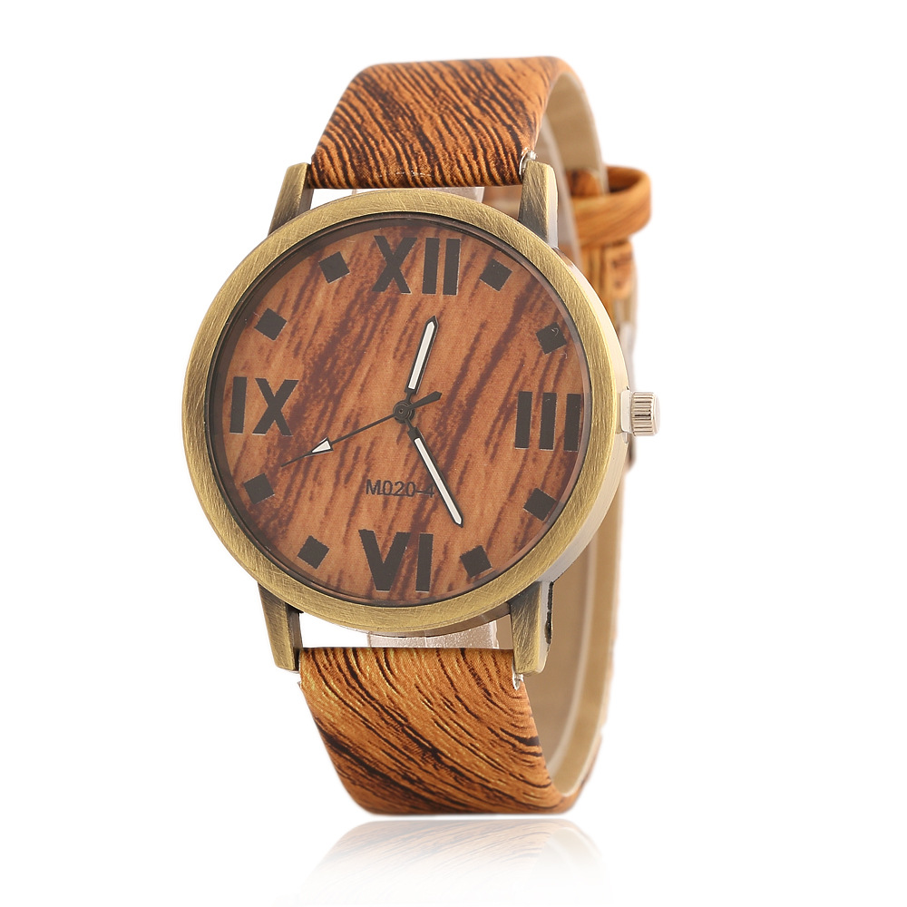 Custom Wood Watch 2017 Men Wrist Watches Factory price