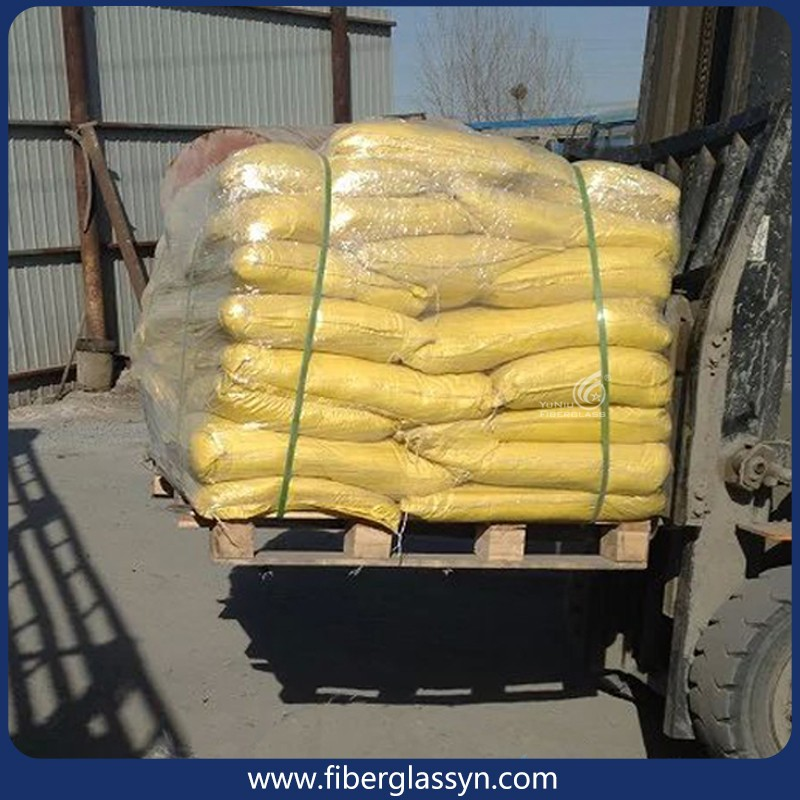 AR fiberglass chopped strands used for GRC fiberglass manufacturer