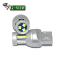 Superbright 700lm W21W T20 7440 car led light bulbs 15smd 3030 12v 24v led car lamp