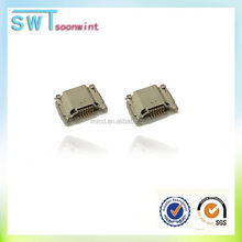 Low price Wholesale Charging Charger Port For Samsung S3 i9300 accept paypal
