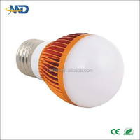 3w LED ball lamp E26 E27 E14 B22 bulb 90-260V or DC12V led ball light round led rear lights