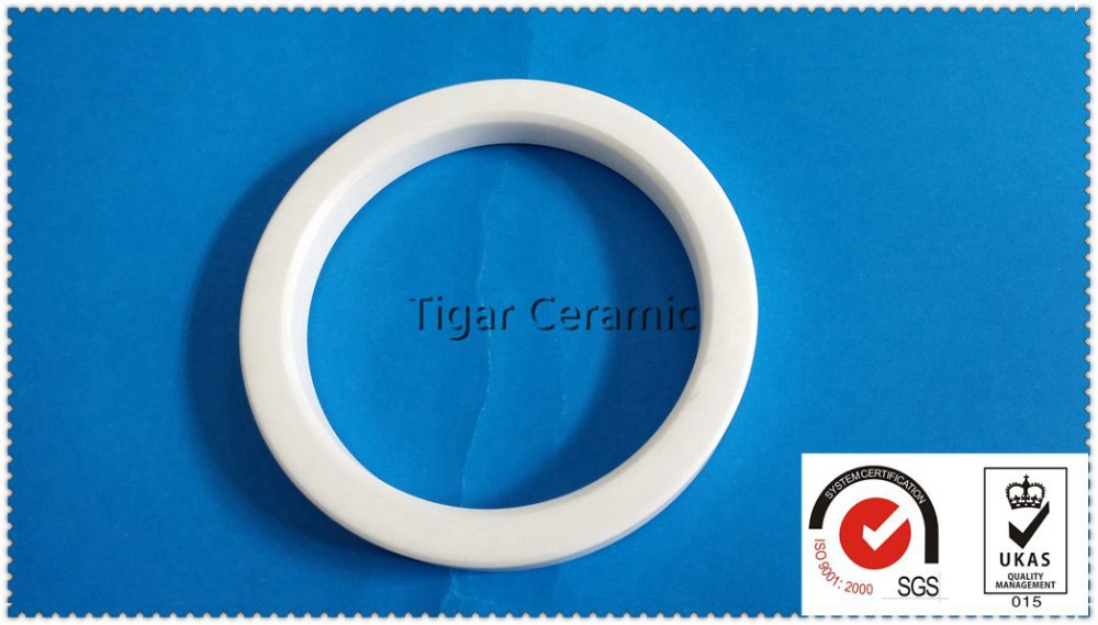 Ceramic Locking Rings For Injection Moulding