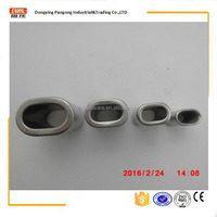 Heavy duty ss oval sleeve for sale