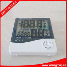 portable digital thermometer hygrometer HTC-1