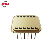 Electronic component sourcing custom integrated circuits butterfly kovar package