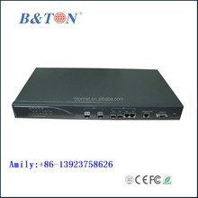 Optical Access Terminal Equipment 1U 3 Layer Route 2 Pon Ports EPON ONT OLT FTTX GEPON OLT and 2 GE Combo port