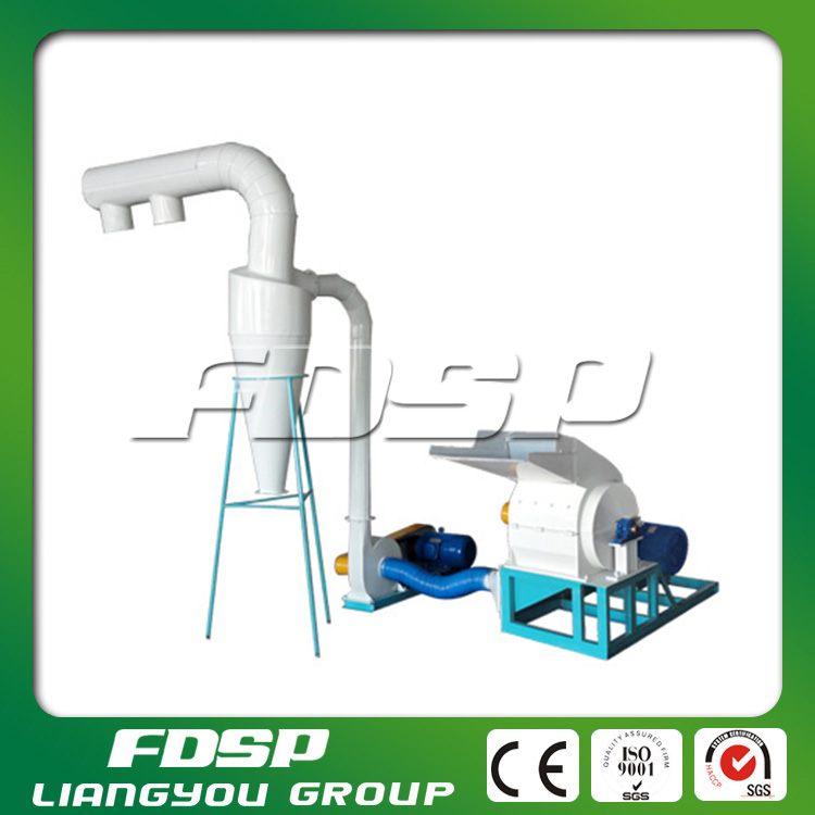 Home use small straw grinding machine/disc chipper for sawdust