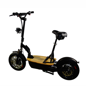 48V/12Ah lead-acid battery 2 wheels adult off road electric scooter with removable seat