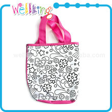 Low price handbag store design and decoration