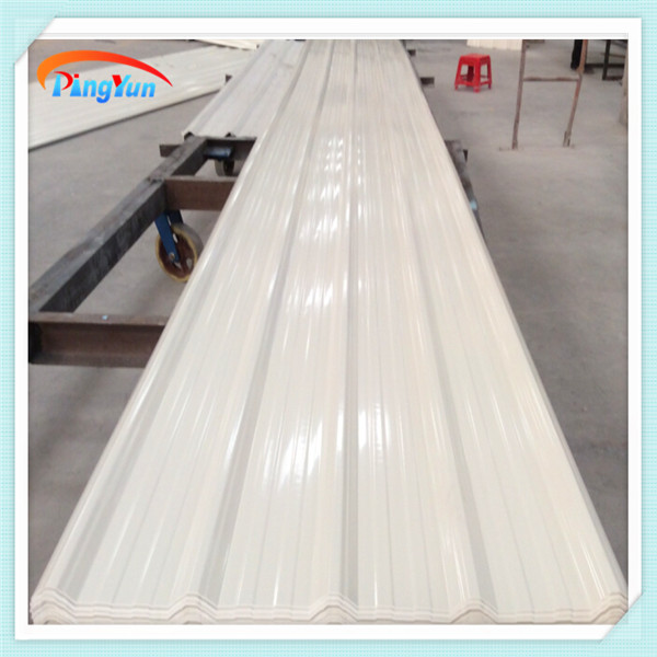 heat resistant plastic sheet for roofing warehouse