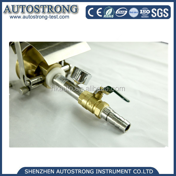 IEC60529 IPX3 IPX4 Brass Nozzle for Protection Against Water