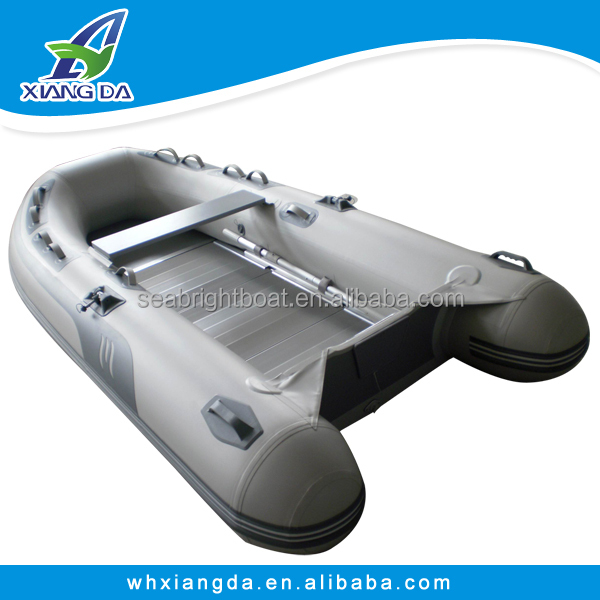 (CE) Hypalon/PVC inflatable boat swift inflatable boat with optional floor (230cm to 460cm)