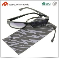 Wholesale Microfiber Drawstring Eyeglass Bags