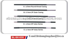 black color brake cable outer casing