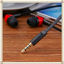 cool fancy mobile phone earplug microphone with high-end quality