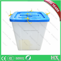 Acrylic Donation Box, Ballot Box, Transparent Collection Box