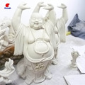 2015 Large Resin Laughing Buddha Religious Statue Mascot Decor