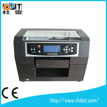 highly speed and low price,inkjet flatbed printer,glass printing machine and digital printing on glass