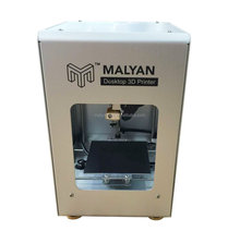 Mini 3d printer M100 support ABS/PLA material