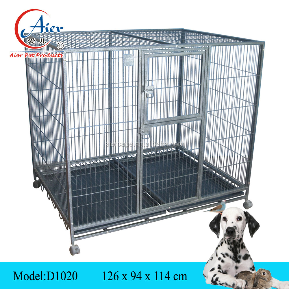 Factory wholesale pet crate dog cage furniture