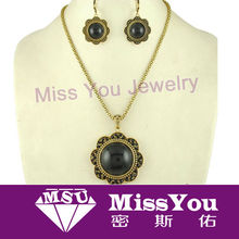 necklace and earring set wholesale fashion jewelry dozen